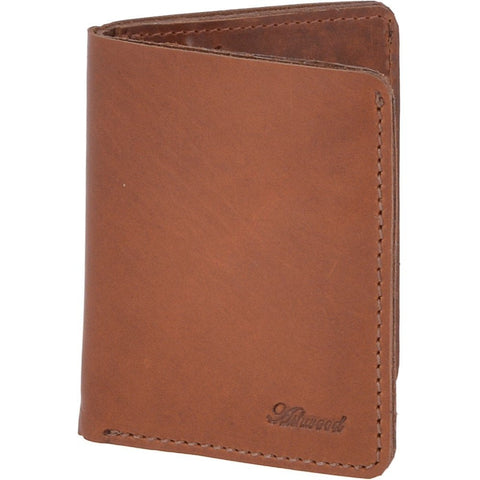Chestnut Six Card Leather Wallet