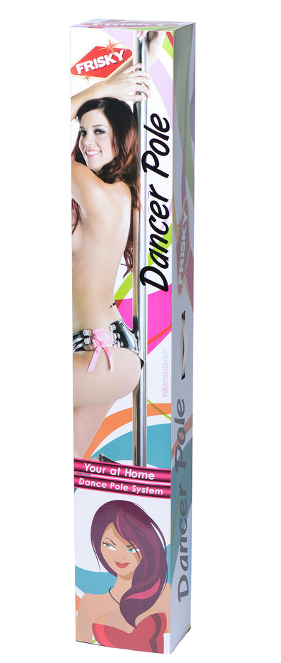 Pink Secret Dancer Pole - Packaged - MyPrivateJoy