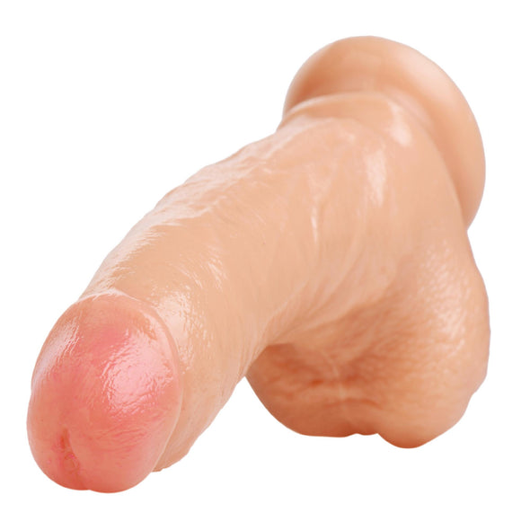 SexFlesh Rebellious Ryan 9 Inch Dildo with Suction Cup - MyPrivateJoy