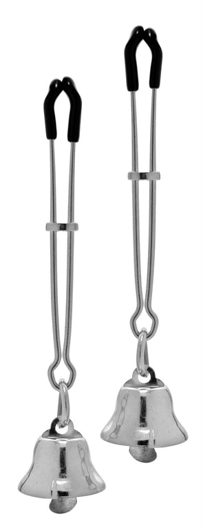 Chimera Adjustable Bell Nipple Clamps - MyPrivateJoy