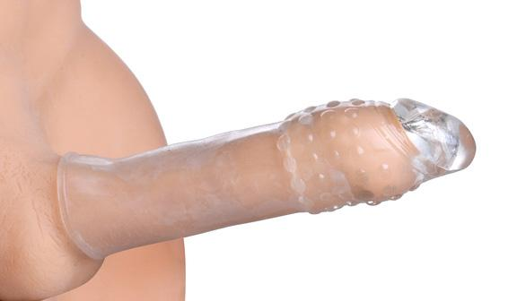 Clear Choice Penis Extender Sleeve - MyPrivateJoy