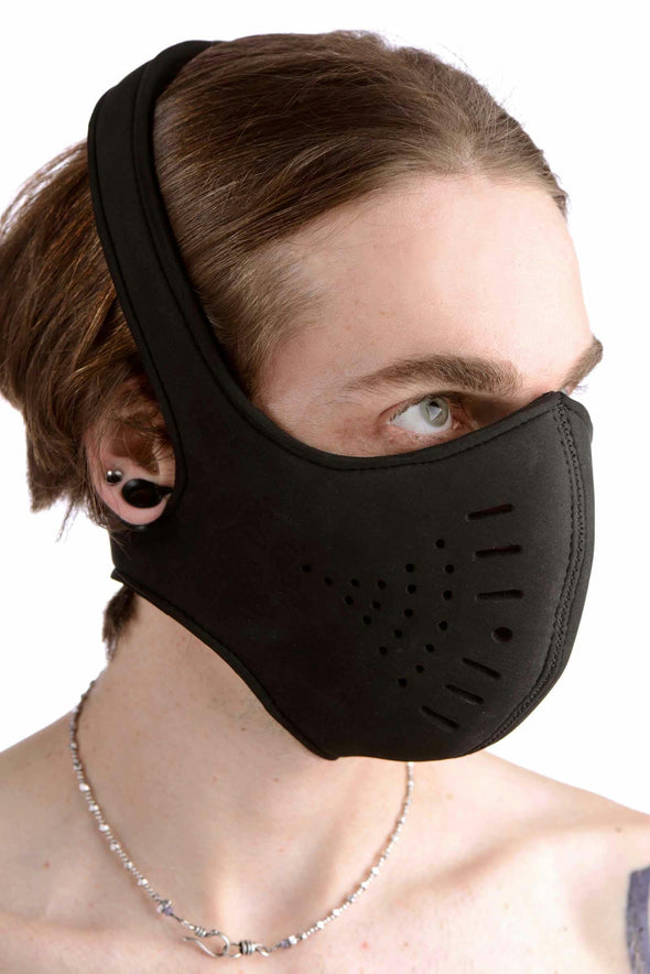 Neoprene Snap On Face Mask - MyPrivateJoy