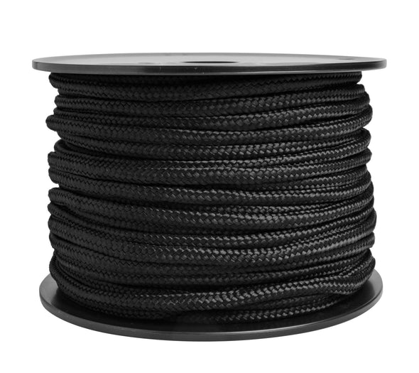 Black Bondage Rope- 200 Foot Spool - MyPrivateJoy