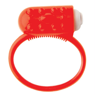 Trinity Wireless Cock Ring- Red