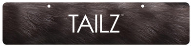 TAILZ Display Sign - MyPrivateJoy