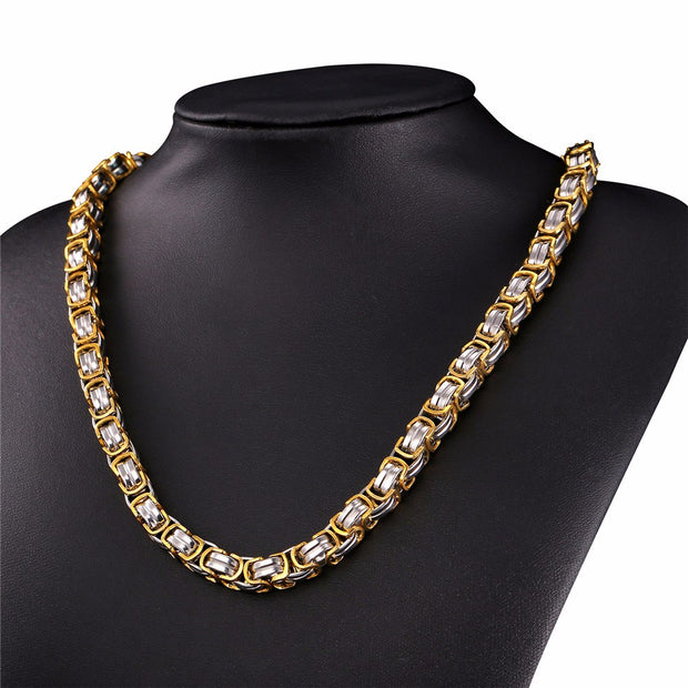 collier homme pas cher