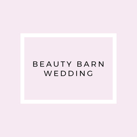 Beauty Barn Wedding