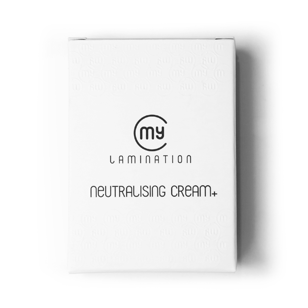 Neutralising Cream - Laminación (paso 2) | My Lamination