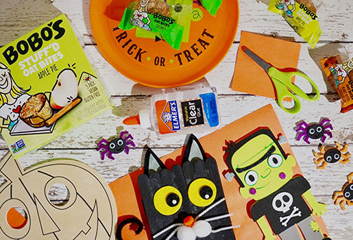 Halloween Crafts With Kids