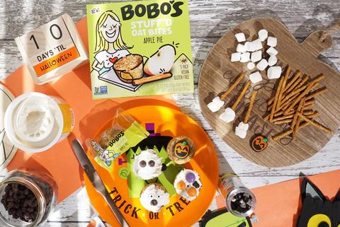 healthy halloween snacks bobos oat bars halloween treats