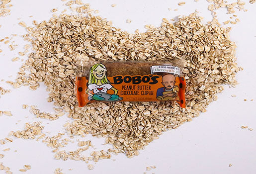 Bobo's Bakes Special 'Thomas bar' to Help Kids