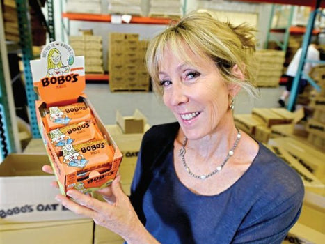 How Bobo's Got Into Stores Nationwide Without Losing it's Homemade Appeal