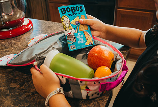 Healthy Snacks for Kids On The Go