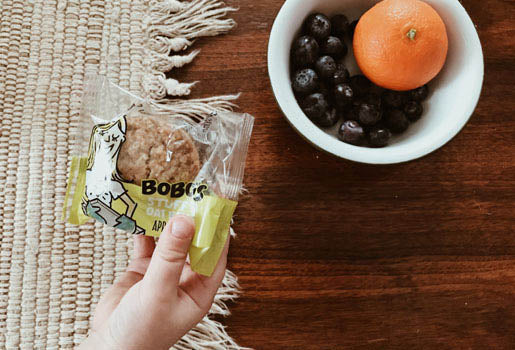 healthy swaps for popular kids snacks