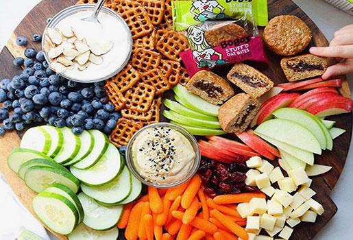 healthy vegan snacks