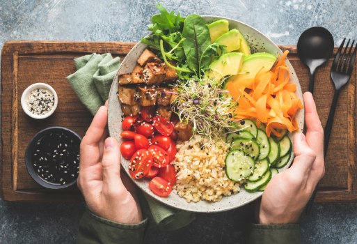 What's the Difference Between Vegan and Vegetarian Diets?