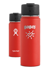 Bobo's Hydro Flask Coffee Bottle