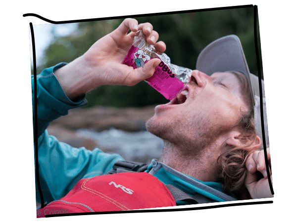 Bobo's Peanut Butter & Jelly Oat Bar Fly Fishing