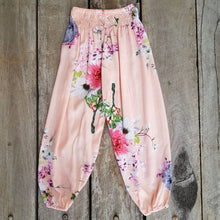 Beachside Boho Pants - Apricot