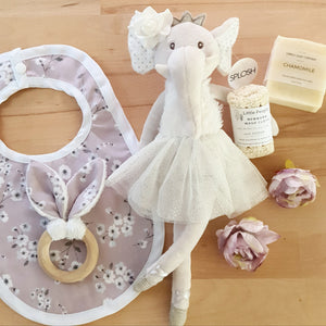 Newborn Gift Box - Elephant in a Tutu