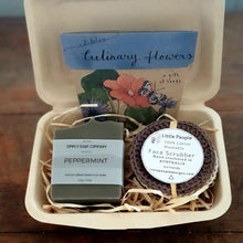 Pamper Me Gift Box - Peppermint - Culinary Flowers