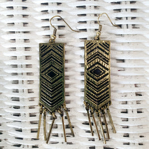 Boho Earings - Disco