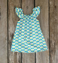 Seashell Cotton Dress