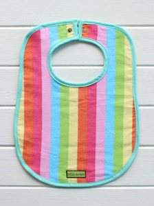 Children's Bib - Rainbow