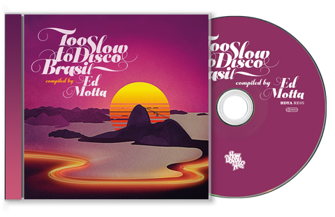 Too Slow To Disco Brasil CD