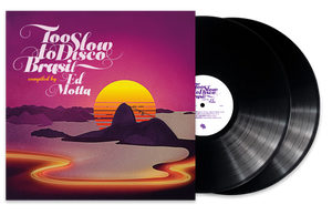 Too Slow To Disco Brasil LP