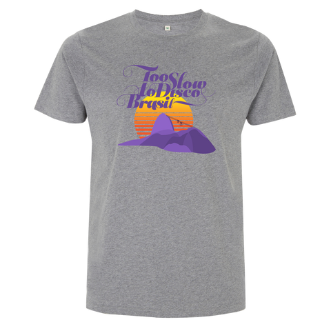 Too Slow to Disco Brasil T-Shirt