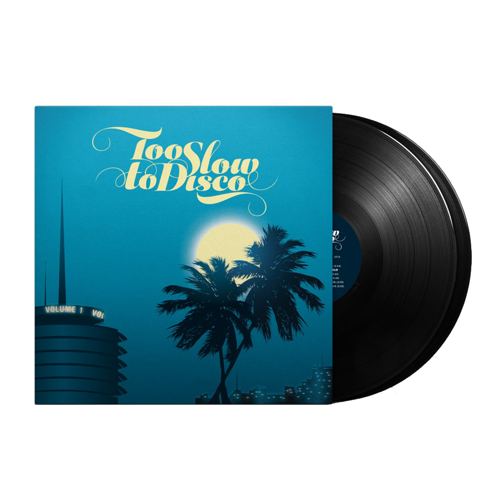 Too Slow To Disco Vol.1 LP
