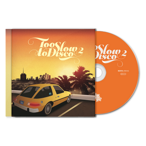 Too Slow To Disco Vol.2 CD