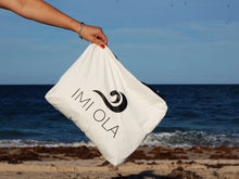 Large Imi Ola Logo Travel Pouch