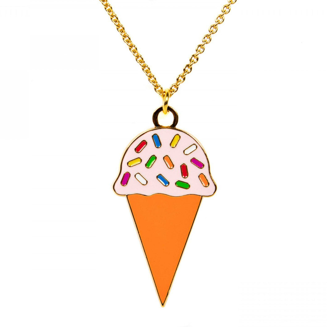 Billy Ice Cream Necklace