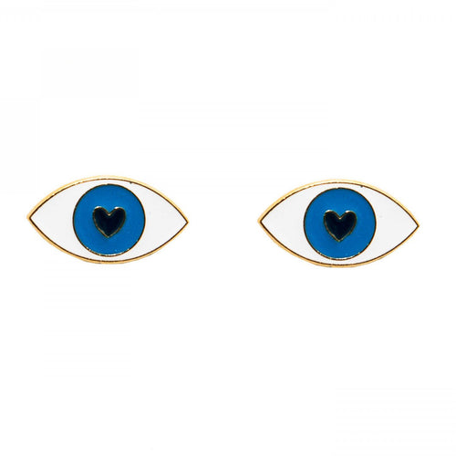 A&W Eye Love You Earrings