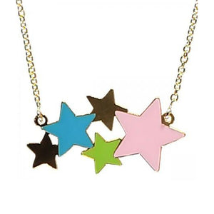 A&W Nita Stars Necklace