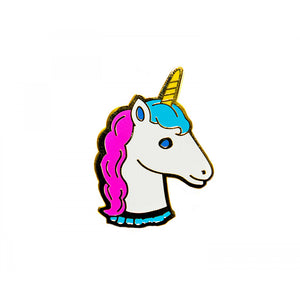 A&W Unicorn Enamel Pin