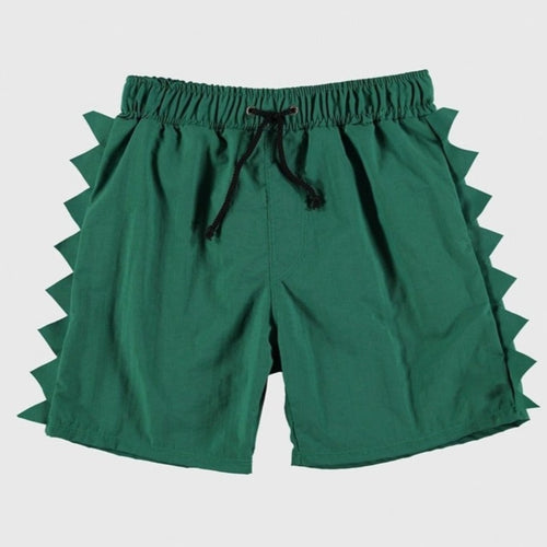 YPORQUE CROCODILE SPINES SWIM SHORTS