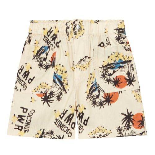 HP HAWAII SHORTS MASTIC