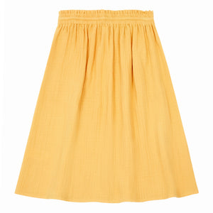 HP GAUZE LONG SKIRT