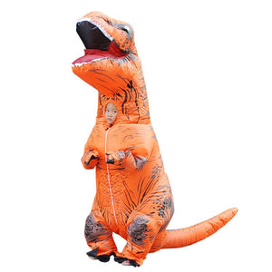 HALLOWEEN KIDS DINOSOAR
