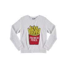 Load image into Gallery viewer, YPORQUE FRENCH FRIES SWEATER