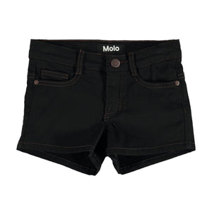 Molo Girls Denim Shorts