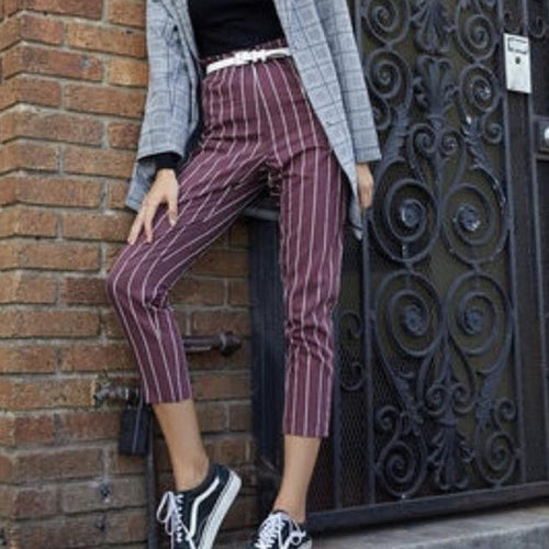 KK STRIPE PANTS