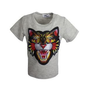 Lola and the boys Tiger Dragon Tee