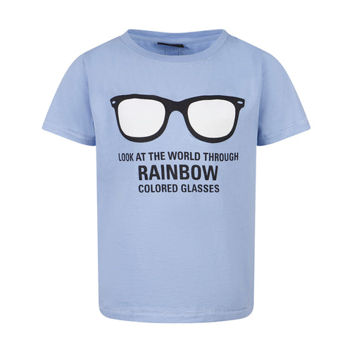 YPORQUE RAINBOW SUNGLASSES TEE