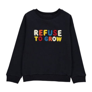 HP REFUSE TO GROW SWEATER