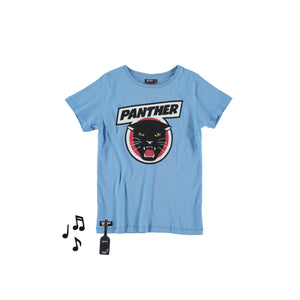 YPORQUE PANTHER SOUND TEE