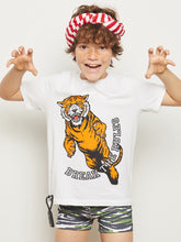 Load image into Gallery viewer, YPORQUE WHITE TIGER TEE
